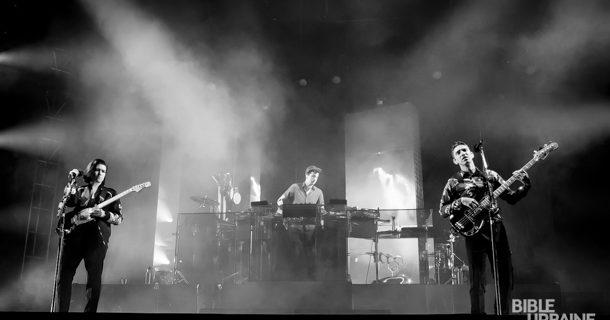 Un moment privilégié en compagnie de The xx au parc Jean-Drapeau de Montréal