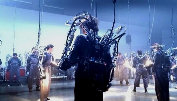 ELEKTRA 2017 présente la performance robotique INFERNO – «We Are the Robots»