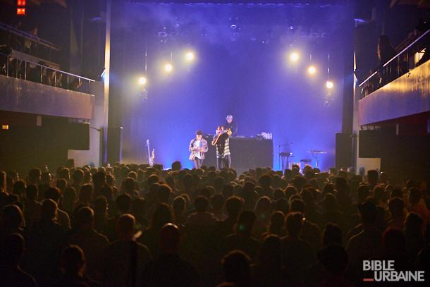 Bigflo et Oli avec Roméo Elvis x Le Motel au Club Soda lors des FrancoFolies de Montréal 2017