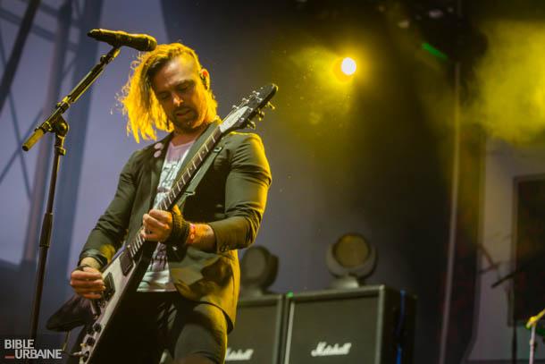 Rockfest 2017: Rammstein, The Offspring, Bad Religion, Good Charlotte, AFI et plus