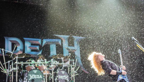 De Megadeth à Deadly Apples: 85 photos souvenirs du Rockfest de Montebello 2017