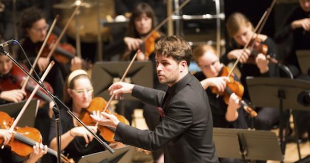 Entrevue avec Simon Rivard de l'Orchestre de la Francophonie