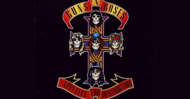 «Les albums sacrés»: le 30e anniversaire d'«Appetite for Destruction» de Guns N' Roses