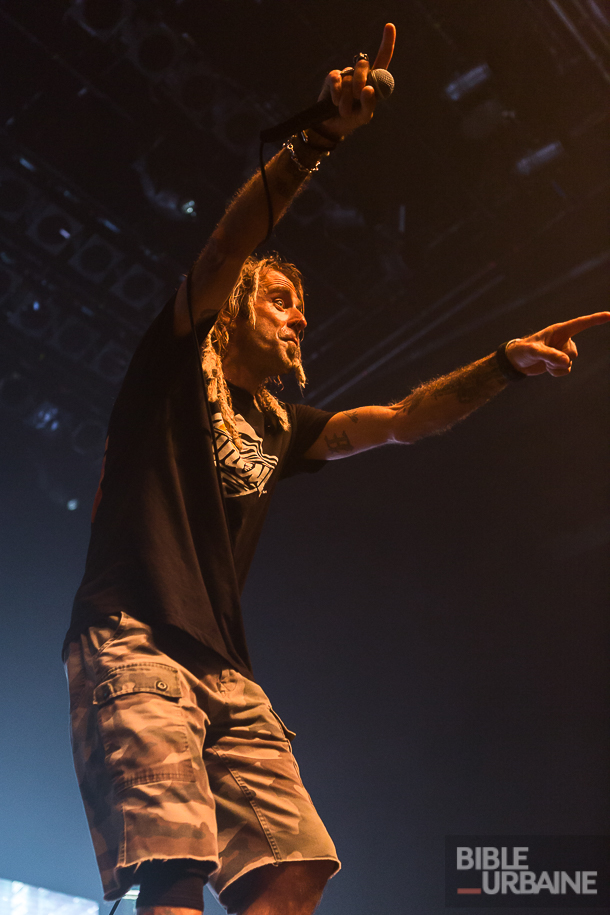 Lamb of God et les invités Behemoth et Cryptopsy au Métropolis de Montréal