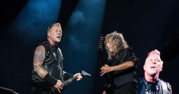 Un vendredi au Festival d'été de Québec (FEQ) 2017 avec Metallica, Voivod, Groenland et plus