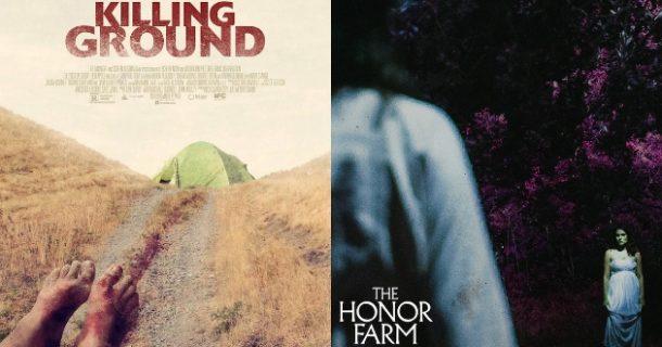 Programme double à Fantasia 2017: «Killing Ground» et «The Honor Farm»