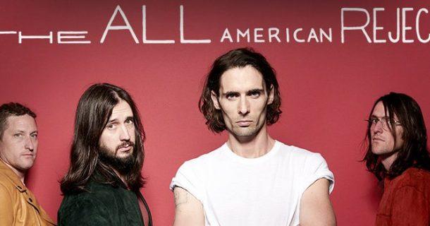 Gagnez 1 paire de billets pour le concert du groupe rock américain The All-American Rejects le 1er août 2017