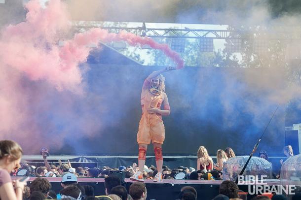 îleSoniq 2017, jour 2: du dubstep et des reprises pop à profusion