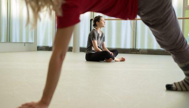 L'École de danse contemporaine de Montréal lance un nouveau cours intitulé «Bien-être»