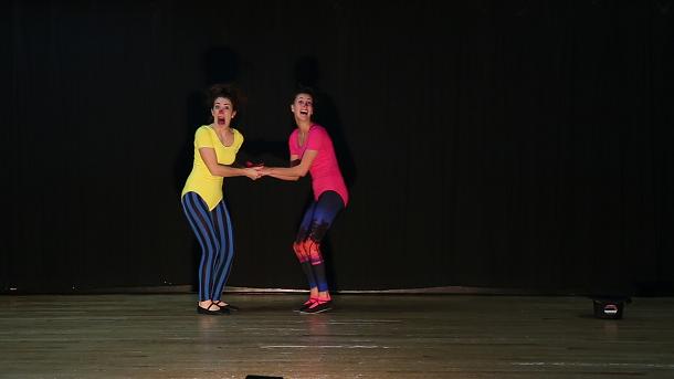 Le Festival des clowns de Montréal: redevenir des enfants le temps d'un instant
