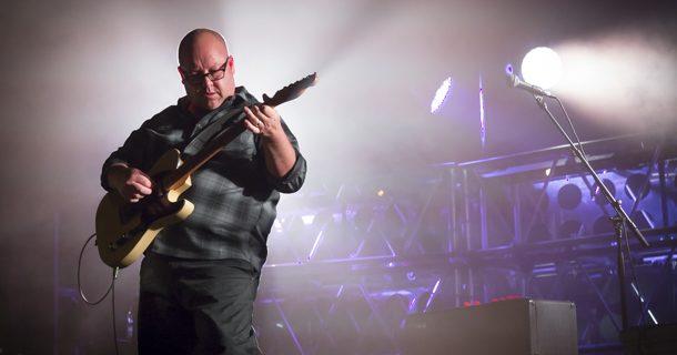 Les Pixies au MTELUS: pour le meilleur et pour le pire