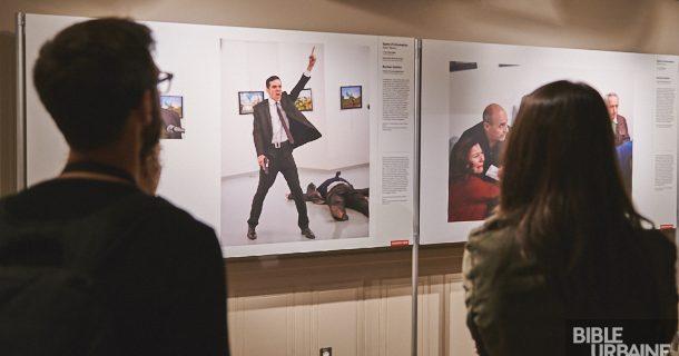 La 12e édition du World Press Photo Montréal au Marché Bonsecours