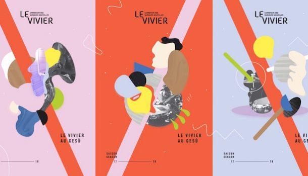 Nos 5 coups de cœur de la programmation 2017-2018 de Groupe Le Vivier