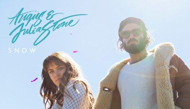 «Snow», la quatrième offrande du tandem australien Angus & Julia Stone
