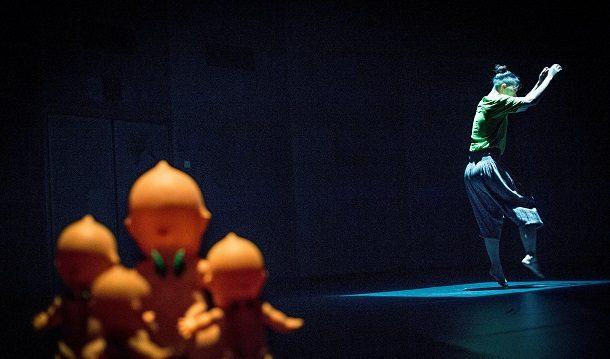 Critique spectacle- Mikiko Kawamura_Alphard-agora de la danse