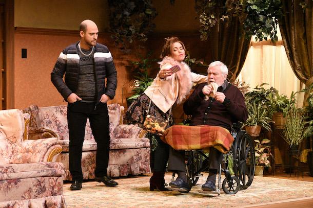 «Les secrets de la Petite Italie» de Steve Galluccio au Théâtre Jean Duceppe