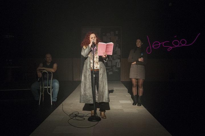 «La femme la plus dangereuse du Québec» au Théâtre Denise-Pelletier