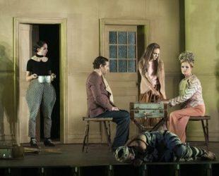 «Les bâtisseurs d'empire ou le Schmürz» de Boris Vian au Théâtre Denise-Pelletier