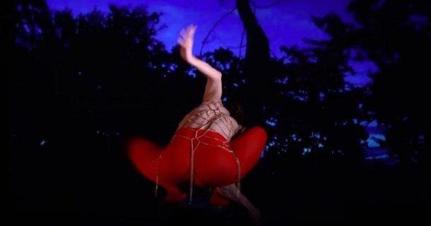 Performance à bout de souffle pour Sylvie Cotton dans «Le Jour se lève(r)e» à l'Agora de la danse
