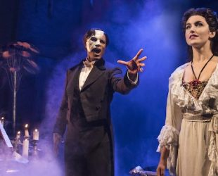 Le «Phantom of the Opera» hantera la Place des Arts jusqu'au 15 octobre 2017