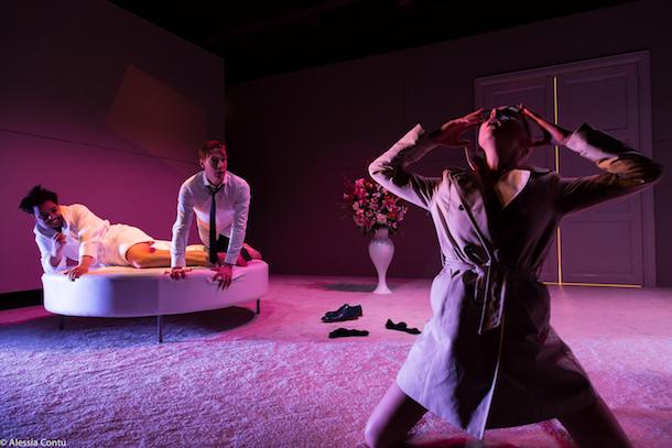 «Dans la peau de…» Sébastien Harrisson, auteur de la pièce «Warda» au Théâtre Prospero