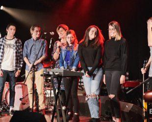 «De tout coeur avec Petite-Vallée» au Lion d'Or à Coup de coeur francophone 2017