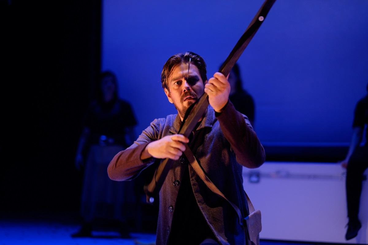Le «Wild West Show de Gabriel Dumont» au Centre du Théâtre d'Aujourd'hui