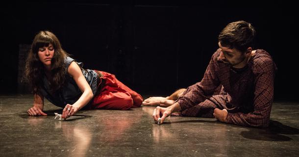 «Ruminant Ruminant» de Brice Noeser au Théâtre La Chapelle