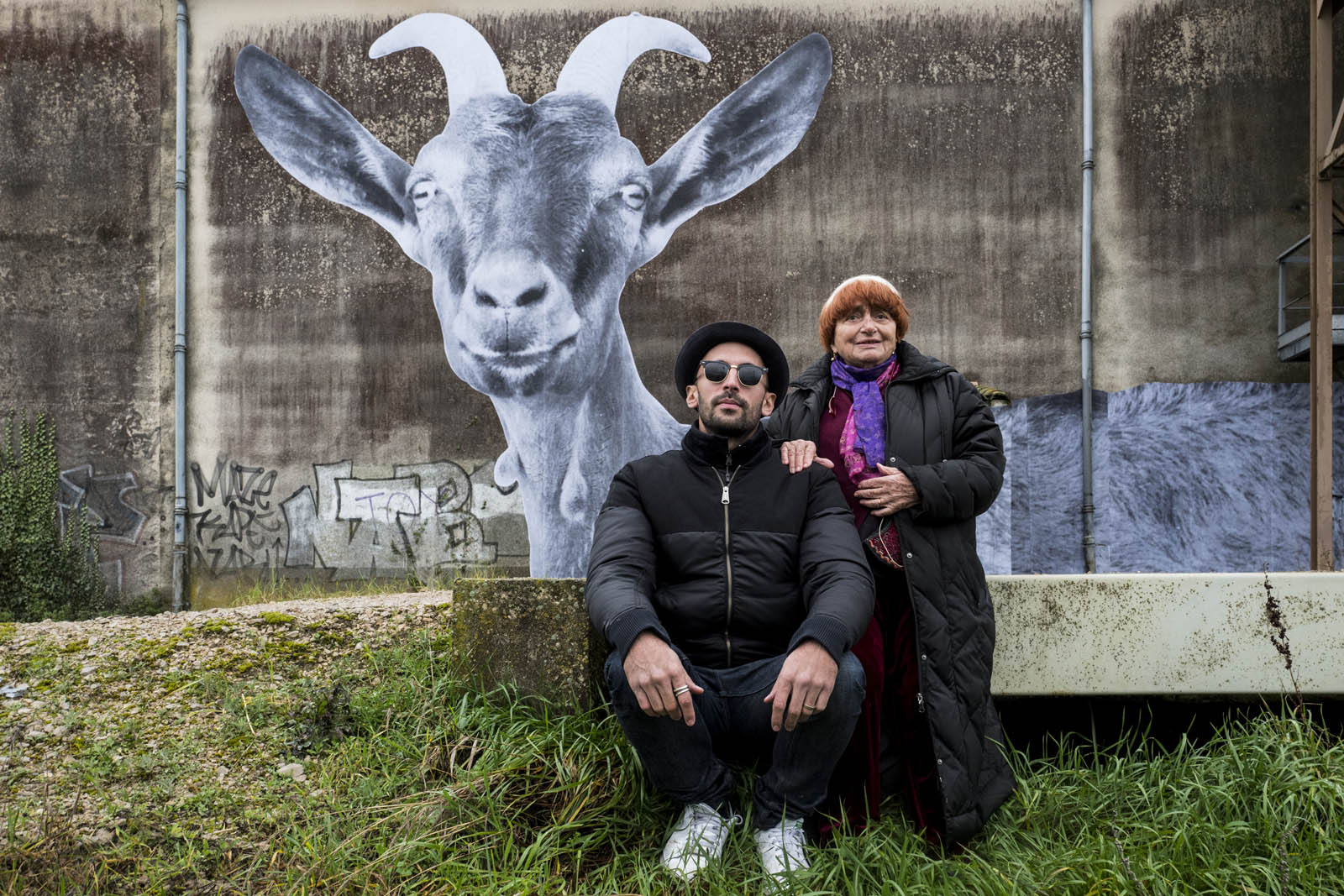 «Visages villages» d'Agnès Varda et JR