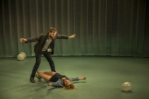 «Les Enivrés» d'Ivan Viripaev dans une mise en scène de Florent Siaud au Théâtre Prospero