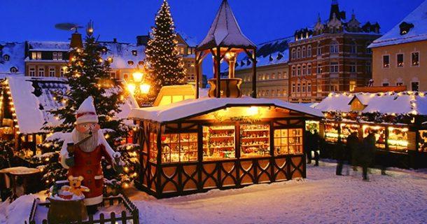 Les marchés de Noël à découvrir en décembre à travers la province du Québec