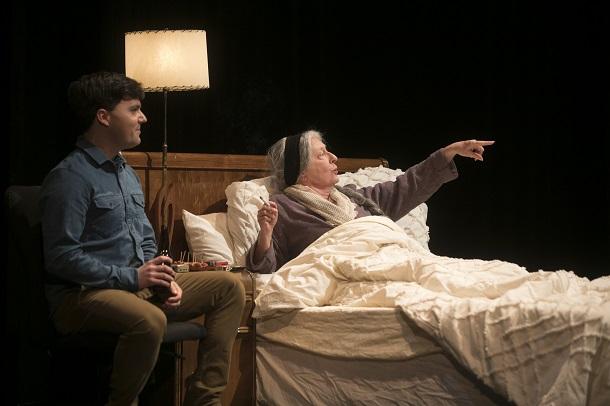 «Mme G.» de Maxime Beauregard-Martin en reprise au Théâtre La Bordée de Québec