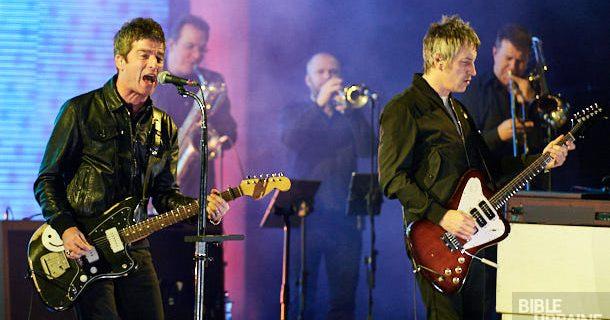 Noel Gallagher's High Flying Birds à la salle Wilfrid-Pelletier de la Place des Arts
