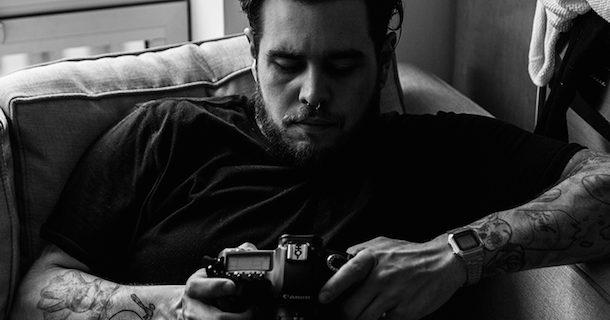 «Dans la peau de…» Julien Laperriere, photographe