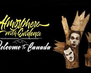 Atmosphere avec Evidence au Théâtre Corona pour la tournée «Welcome to Canada»