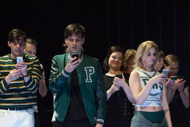 «Philadelphia High School» de Jonathan Caron au Théâtre Denise-Pelletier