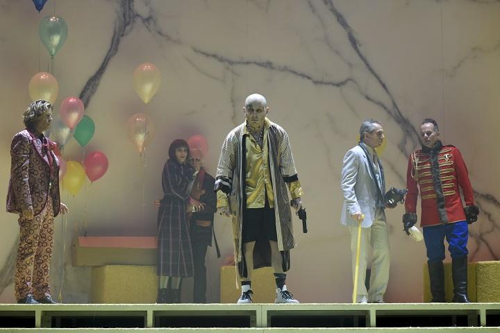 «L'Idiot» d'après Dostoïevski au Théâtre du Nouveau Monde
