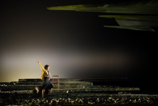 «La détresse et l'enchantement» de Gabrielle Roy au Théâtre du Nouveau Monde