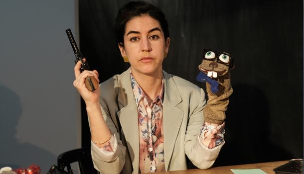 «Madame Catherine prépare sa classe de troisième à l'irrémédiable» au Théâtre Prospero