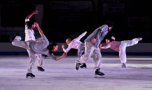 Le Patin Libre a commencé sa série de spectacles à l'aréna Saint-Louis!