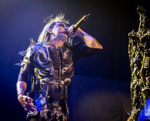 Cradle of Filth avec Jinjer et Uncured au Théâtre Corona de Montréal