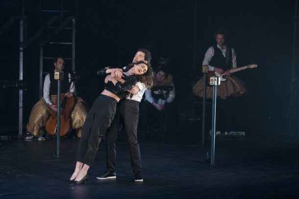 «Le Songe d'une nuit d'été» adapté par Steve Gagnon et Frédéric Bélanger au Théâtre Denise-Pelletier