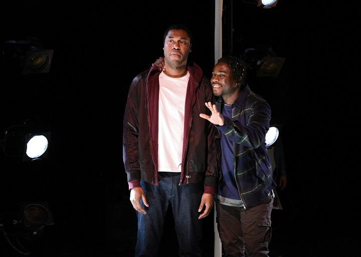 «J'appelle mes frères» de Jonas Hassen Khemiri dans une mise en scène de Luce Pelletier