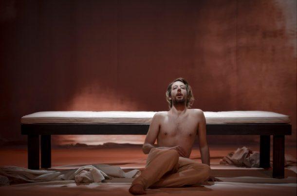Le tigre bleu de l'Euphrate - Theatre de QuatSous - Emmanuel Schwartz - Denis Marleau - Yanick MacDonald (2)
