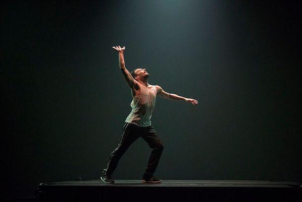 «Running Piece» de Jacques Poulin-Denis à l'Agora de la danse