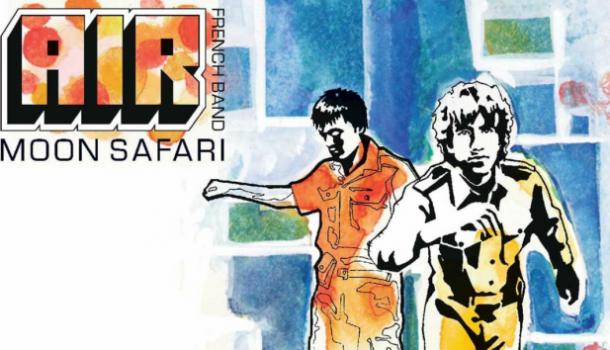 «Les albums sacrés»: le 20e anniversaire de «Moon Safari» de Air