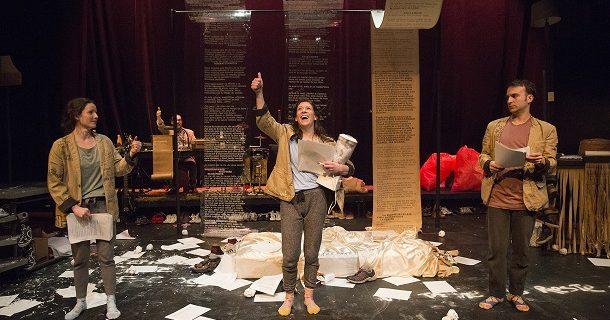 «Le Scriptarium 2018» du Théâtre Le Clou à la salle Fred-Barry du Théâtre Denise-Pelletier