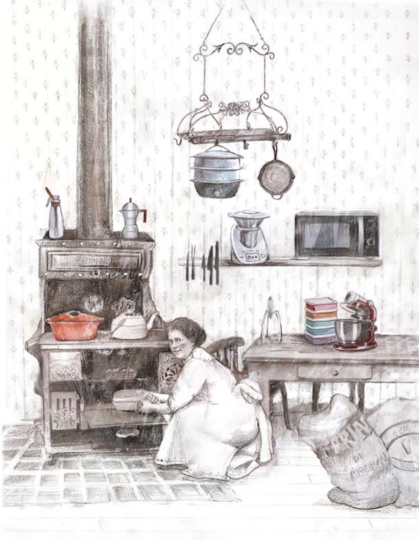 «Dans la peau de…» l'illustratrice Mathilde Cinq-Mars