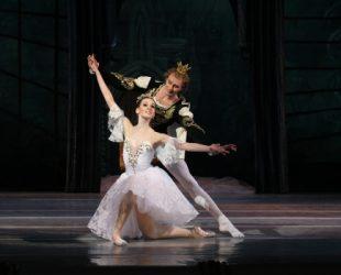 «Cendrillon» du Ballet National d'Ukraine à la salle Wilfrid-Pelletier de la Place des Arts