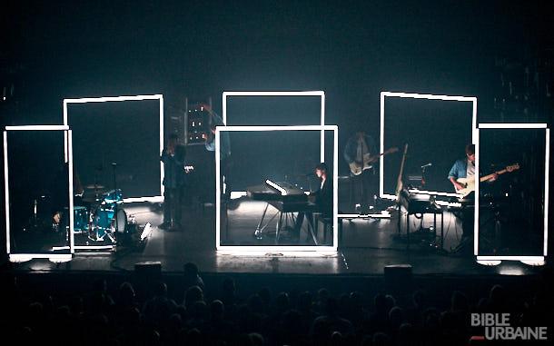 Charlotte Gainsbourg au MTELUS à l'occasion du Festival International de Jazz de Montréal